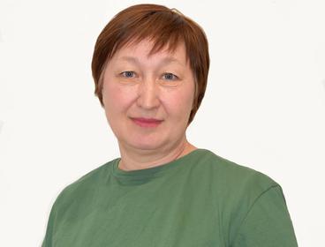 Любовь Баканова